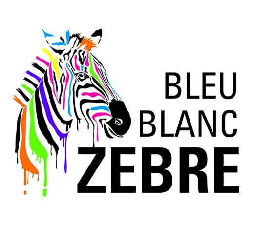 Bleu blanc zèbre Mouvement citoyen collaboratif