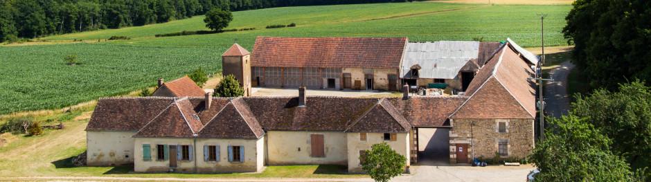 Grange de Beauvais (Abbaye de Pontigny)