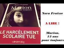 Marion morte de harcèlement