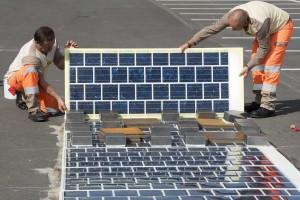 la route solaire