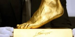 pied d'or