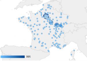 Les internautes qui suivent Vivre l'Yonne sont issus de toute la France.